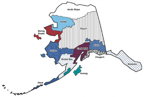 jpg GAO Reviews 12 Alaska Native Regional Corporations