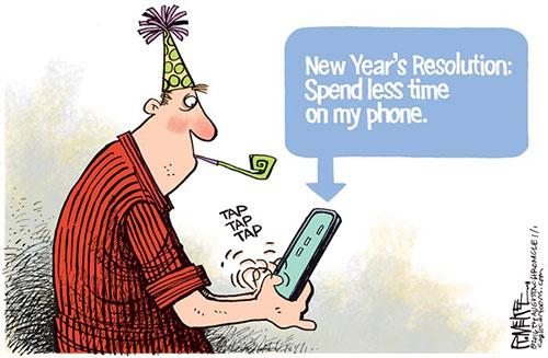 jpg Editorial Cartoon: 2016 Resolution