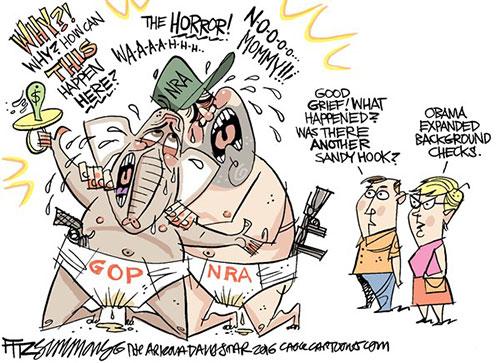 jpg Editorial Cartoon: Bladder control