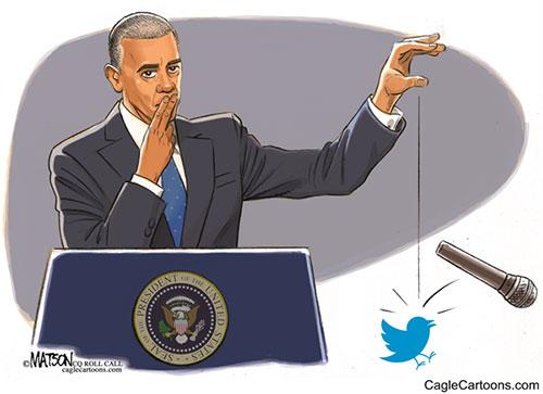 jpg Editorial Cartoon: President Obama Farewell Address