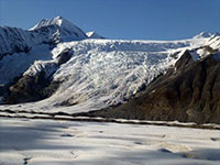 Declining glaciers may affect water availability this century
