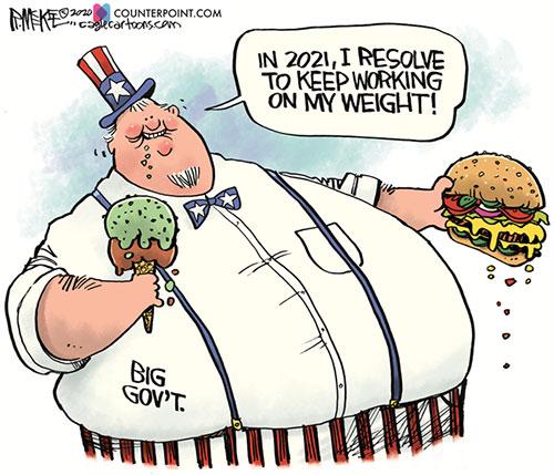 jpg Political Cartoon: New Year's Resolution
