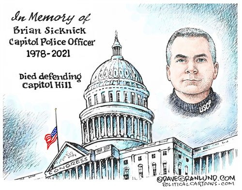 jpg Political Cartoon: Capitol Police Officer Tribute