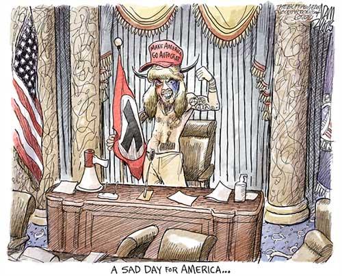 jpg Political Cartoon: The coup