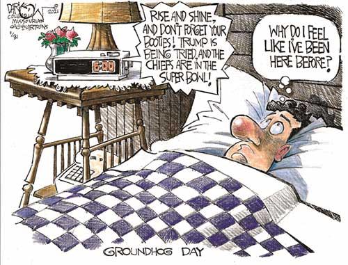 jpg Political Cartoon: Groundhog Day