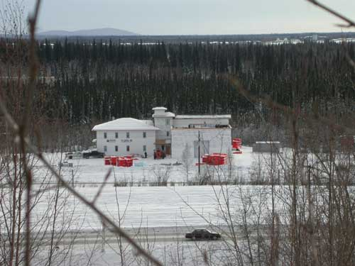 Sitnews Quot Alaska Tough Quot Test Facility On The Rise By Ned