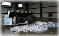 Cooperation produces success for recycling program
