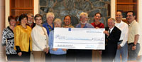 First Bank Donates Over $30,000 to KGH Foundation