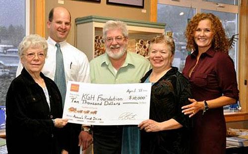 jpg Grants help 30 charitable SE organizations