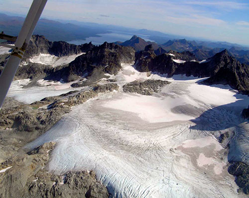 jpg Southwestern Alaska Glaciers Rapidly Disappearing