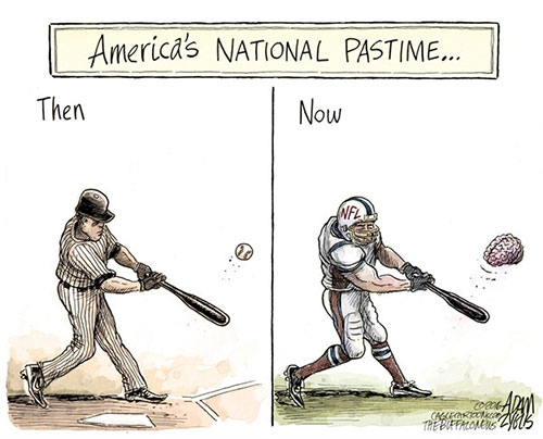 jpg Editorial Cartoon: America's Pastime