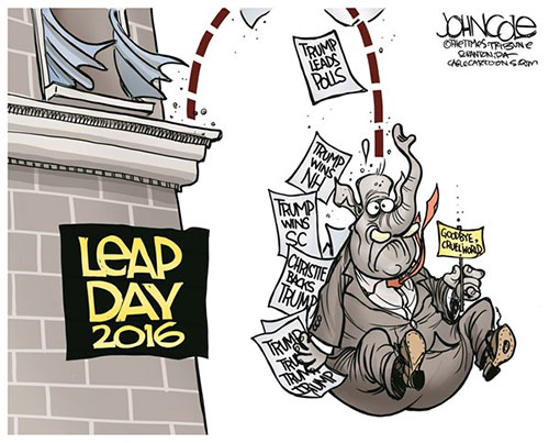 jpg Editorial Cartoon: Leap Day 2016