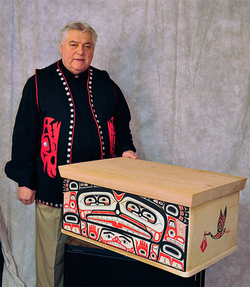 jpg Bentwood Baby Box donated to PeaceHealth Foundation