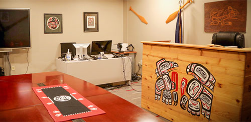 Tribal Court Selected to Participate in Project to Improve Outcomes for Abused and Neglected Children