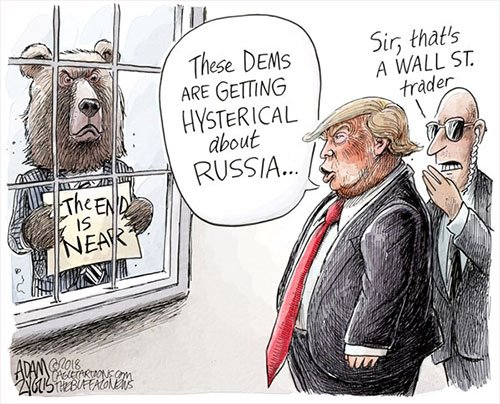 jpg Political Cartoon: Bear Hysteria