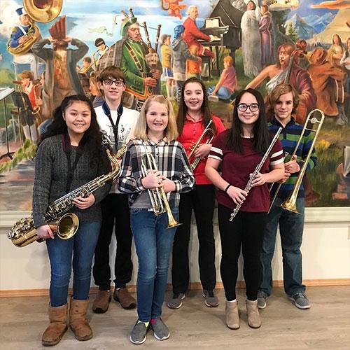 jpg 15th Annual Sam Pitcher Music Scholarship Recipients Announced