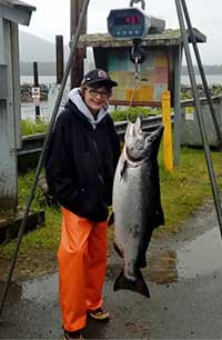 CHARR Derby Committee Recommends Silver Derby for 2018; King Salmon Derby Canceled