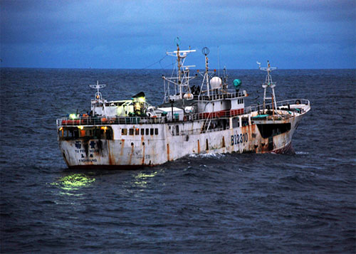 Billions lost as illicit fisheries trade hurting nations who can afford it least
