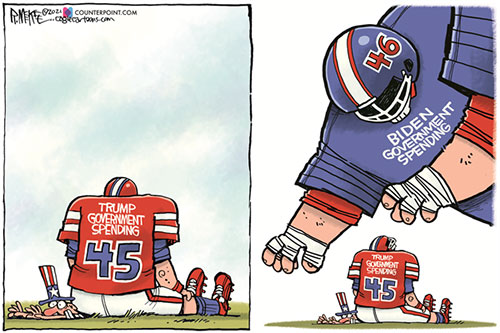 jpg Political Cartoon: Biden Spending
