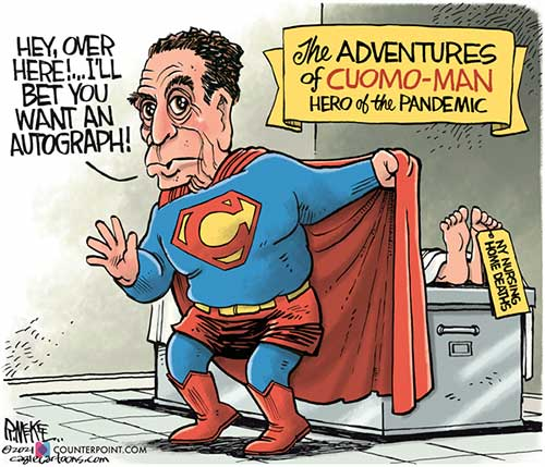 jpg Political Cartoon: Cuomo Man