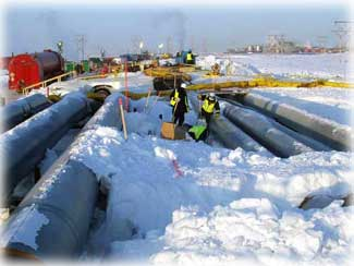 Source of Prudhoe Bay leak located...
