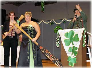 10th Annual St. Patrick's Day Auction
