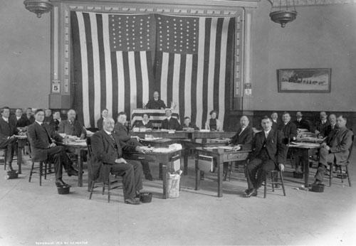 jpg Alaska's First Legislature Met 100 Years Ago Today