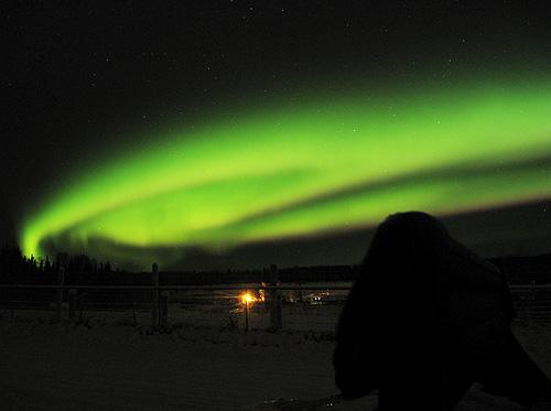 jpg After a lifetime of study, aurora still a mystery