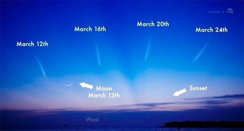 jpg Comet L4 PANSTARRS graphic