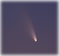 Comet PANSTARRS Rises to the Occasion Mid-March