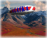1st Airship in 90 Years Flies to Alaska This Summer; Could Modern Day Airships Present an Opportunity for Resource Development in Alaska?
