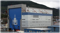 New Ship Assembly Hall To Be Dedicated