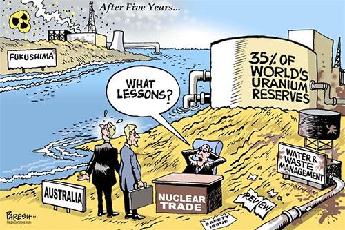 jpg Editorial Cartoon: Fukushima Lessons