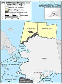 Latest five-year OCS lease proposal includes Alaska