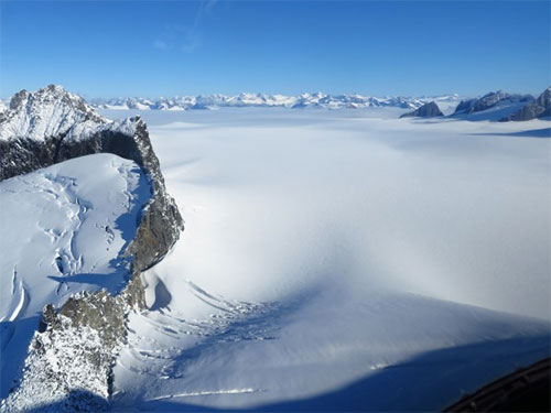 jpg Study says Alaska could lose massive icefield by 2200