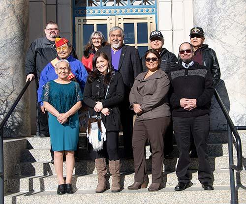Alaska Legislature Passes Citation Honoring Tlingit Code Talkers
