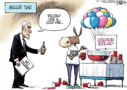 jpg Political Cartoon: Mueller Report