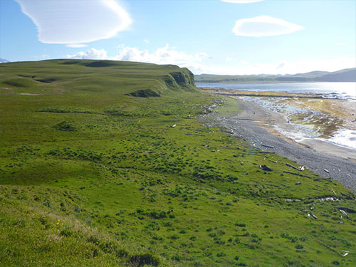 jpg New tsunami evidence along one of Earth's largest faults, the Alaska-Aleutian megathrust