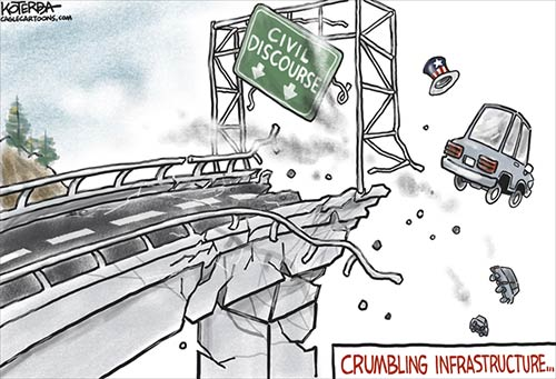 jpg Political Cartoon: Civil Discourse Infrastructure