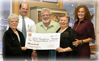 KGH Foundation Presented $10,000 Gift