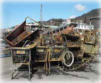Bar Harbor & Thomas Basin Cleanup: $12,000-$20,000 worth of grocery carts recovered