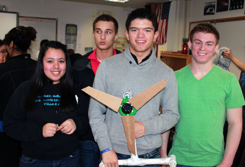 jpg Mt. Edgecumbe team takes first in Alaska KidWind competition