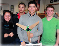 Mt. Edgecumbe team takes first in Alaska KidWind competition