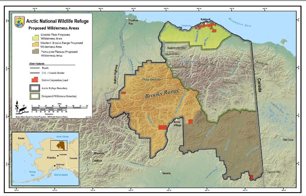 SitNews President Formalizes Coastal Plain Wilderness Plan Young
