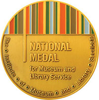 raig Public Library Among Recipients of Nation's Highest Museum and Library Honor