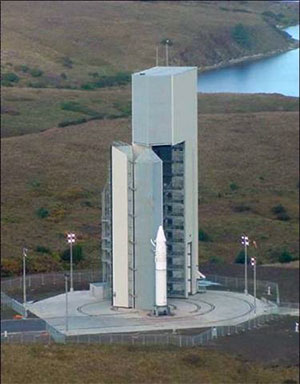 jpg Missile Defense Agency examining the Pacific Spaceport Complex in Kodiak for missions and testing