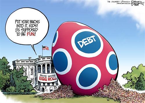 jpg Editorial Cartoon: Egg Roll