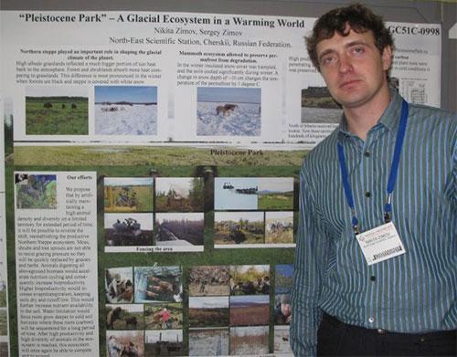 jpg Nikita Zimov attends 2011 science conference in San Francisco.