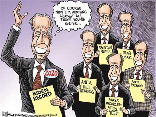 jpg Political Cartoon: Biden's Running