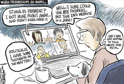 jpg Political Cartoon:Where's the Stimulus?